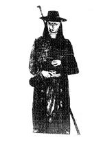 Hl. Birgitta (Holzschnitt)